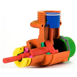 3D printing in color