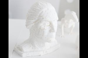 Les puzzles imprimés en 3D proposeront différents niveaux de difficultés.