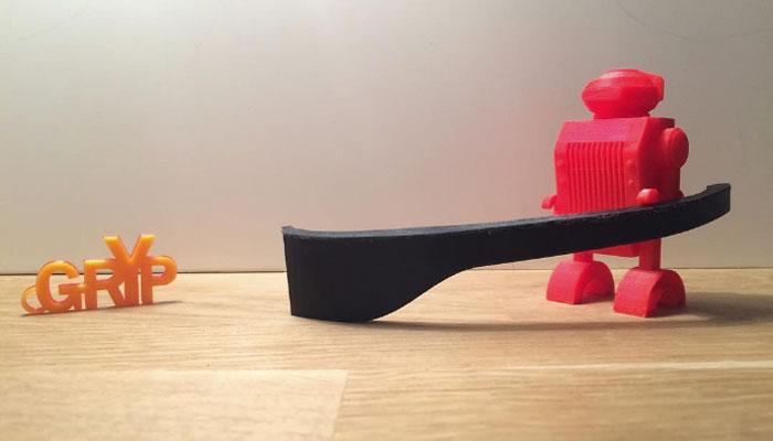 startup impression 3D