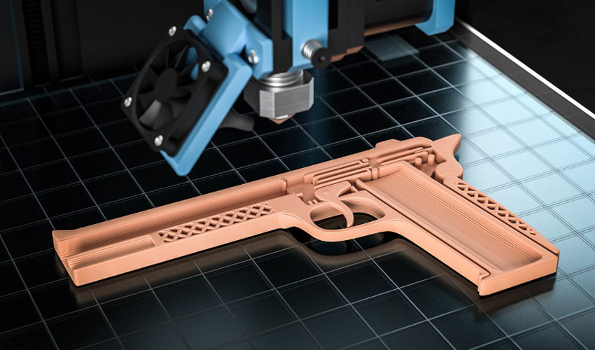 arme impression 3D