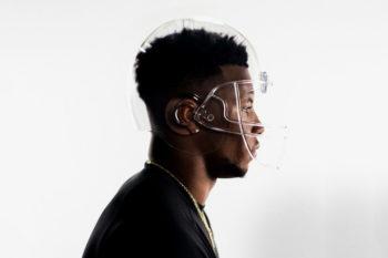 The Glass Helmet, un casque imprimé en 3D pour voir les joueurs de football américain
