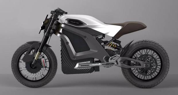 moto électrique imprimée en 3D