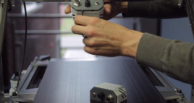 Rencontre avec le créateur de BlackBelt, l'imprimante 3D équipée d'un tapis roulant