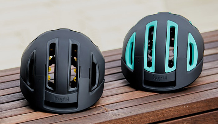 casque de vélo imprimé en 3D