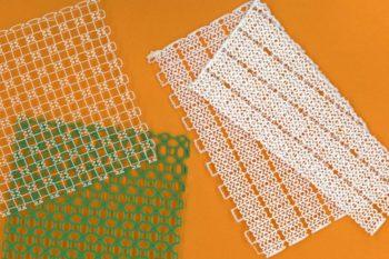 Des mailles imprimées en 3D souples et flexibles pour le secteur médical