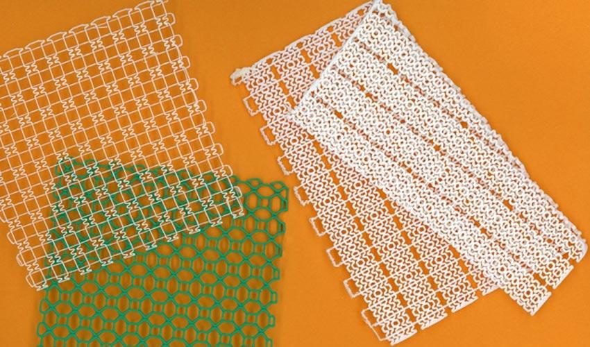 mailles imprimées en 3D