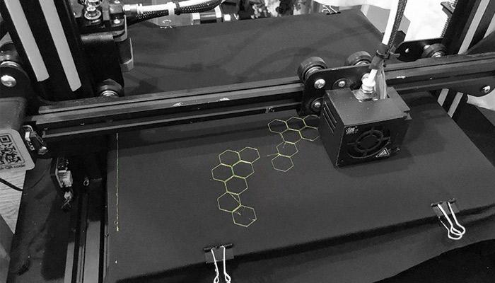 manchon imprimé en 3D