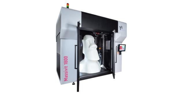 imprimante 3D massivit