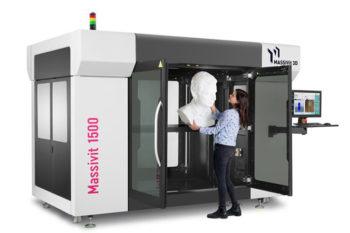 Rencontre avec Massivit 3D, un géant de l'impression 3D