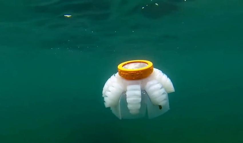 méduses robotiques