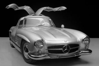 Les voitures de collection de Mercedes-Benz modernisées grâce à la fabrication additive