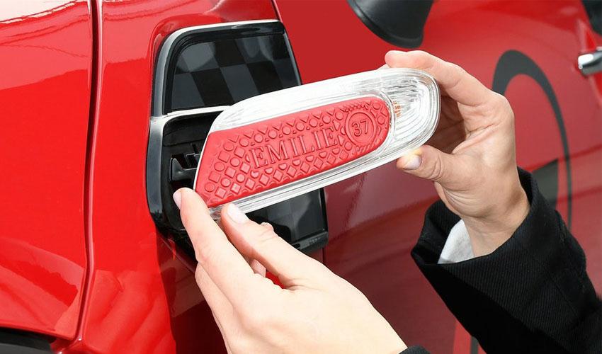 MINI utilise l'impression 3D pour personnaliser ses voitures
