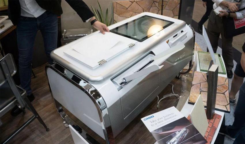imprimante 2,5D