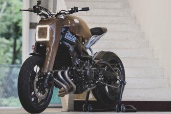 ALTER, une moto française conçue grâce aux technologies 3D