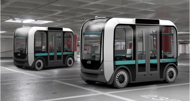 3D gedruckte Fahrzeuge