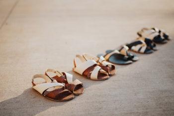Des sandales biodégradables conçues grâce à l'impression 3D et à l'artisanat