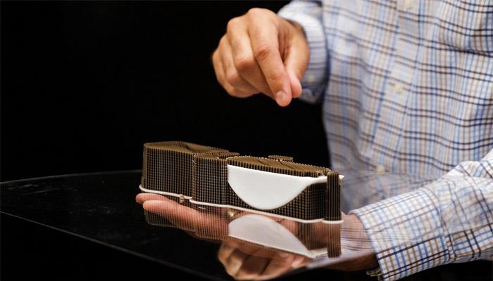 instruments imprimés en 3D