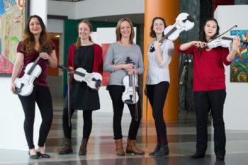 Des instruments imprimés en 3D dans l'Orchestre symphonique d'Ottawa