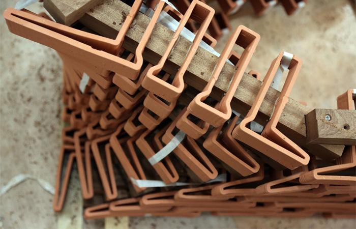 construction impression 3D