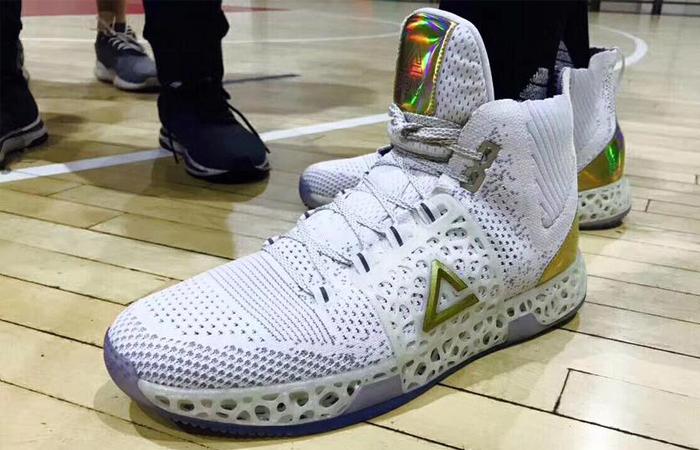 Les Premières Chaussures Dévoile De Basketball Peak 0N8nvmw