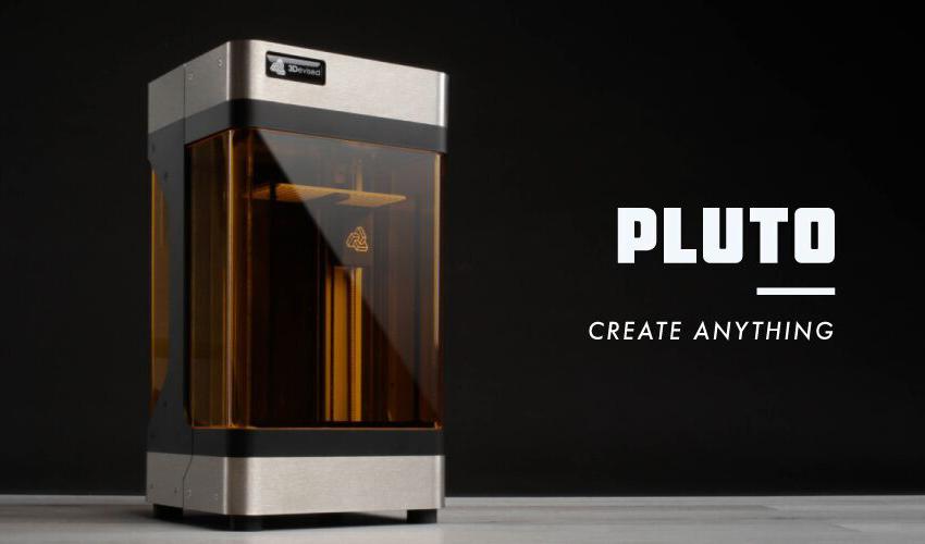 imprimante 3D pluto