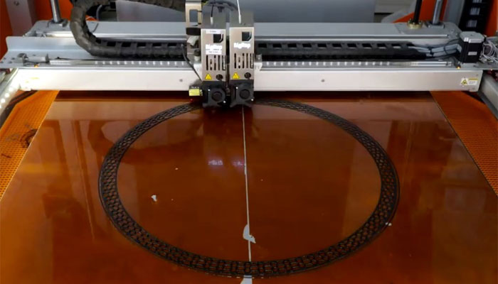 pneu impression 3D