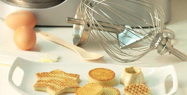 aliments sans gluten imprimés en 3D