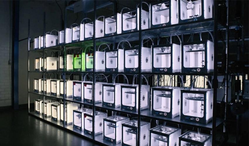 type d'imprimantes 3D
