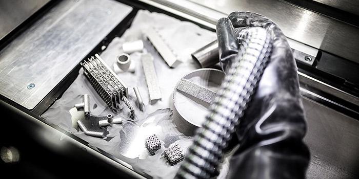 Usine Campus Fabrication Additive