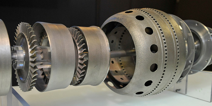 Usine Campus Fabrication Additive safran