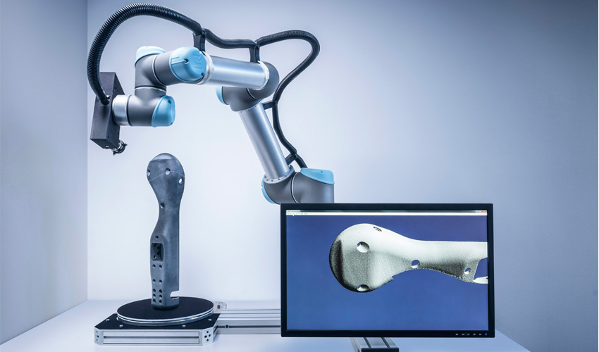 scanner 3D industriel