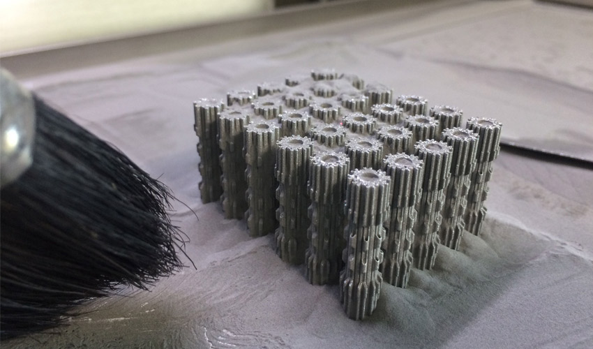 the state of 3D printing