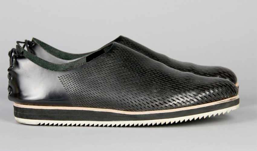 Alex Reed Shoes, entre technologies 3D et artisanat