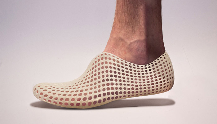 chaussures imprimées en 3D
