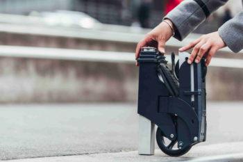 Simone, une trottinette ultra compacte et légère conçue grâce à l'impression 3D