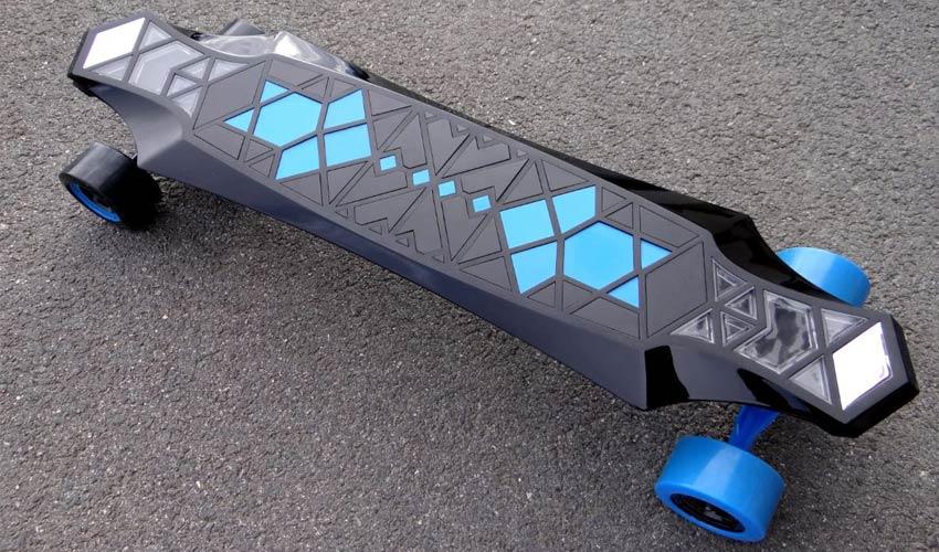 skate imprimé en 3D