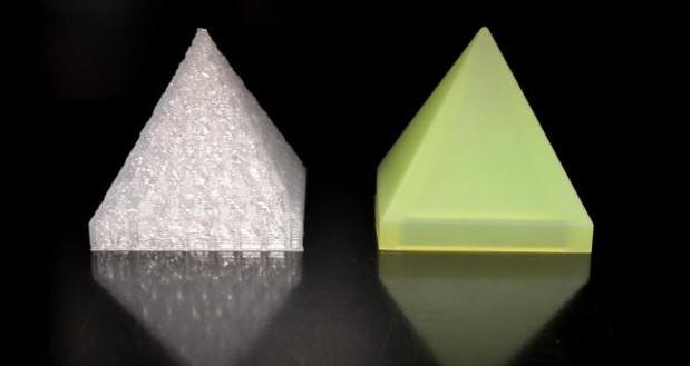 impression 3d silicone