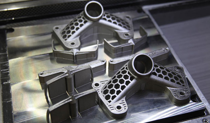 stratasys imprimante 3D métal
