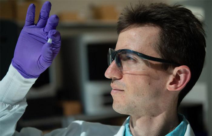 tissus bio-imprimés