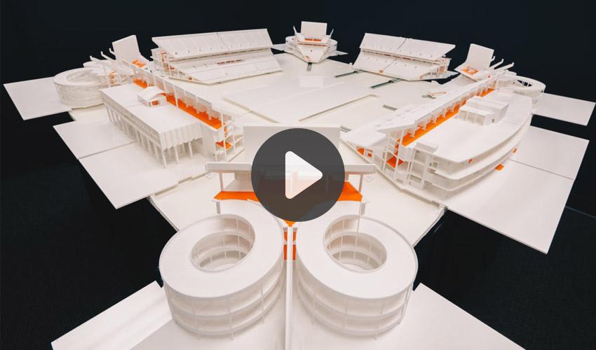 super bowl et impression 3D