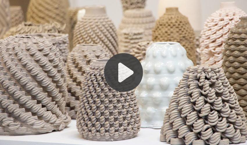 cornée imprimée en 3D