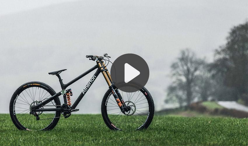 Atherton Bikes impression 3D