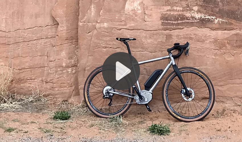 vélo et impression 3D