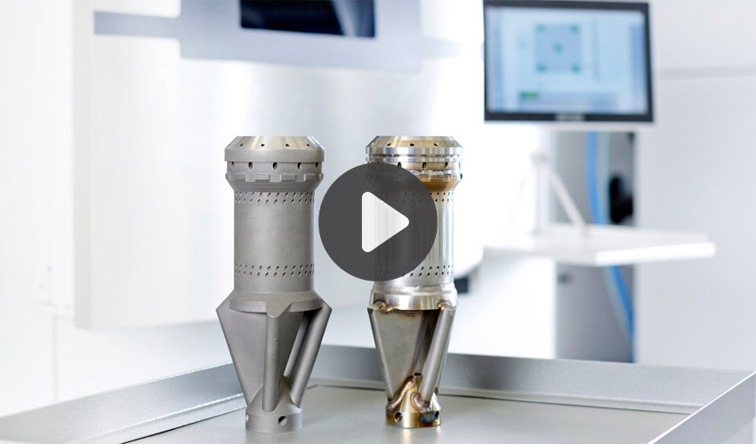 siemens et la fabrication additive