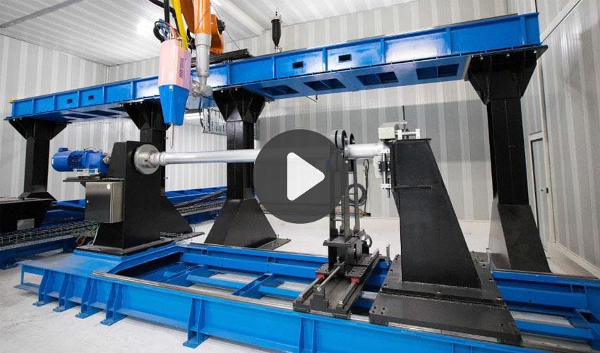 imprimante 3D métal xxl
