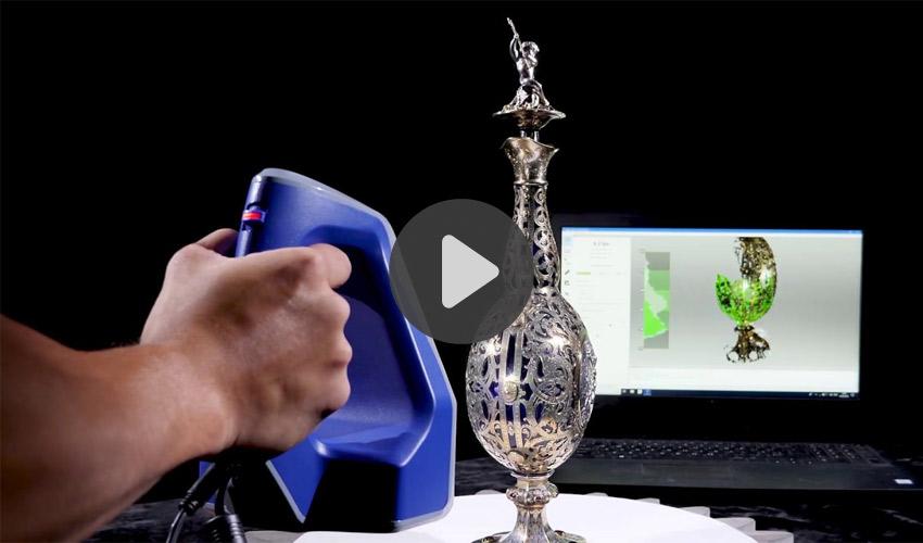 scanner artec 3D