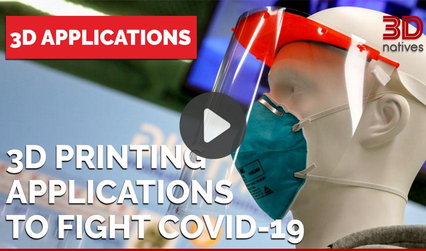 covid-19 et impression 3D