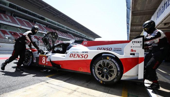 3D Systems et Toyota Motorsport