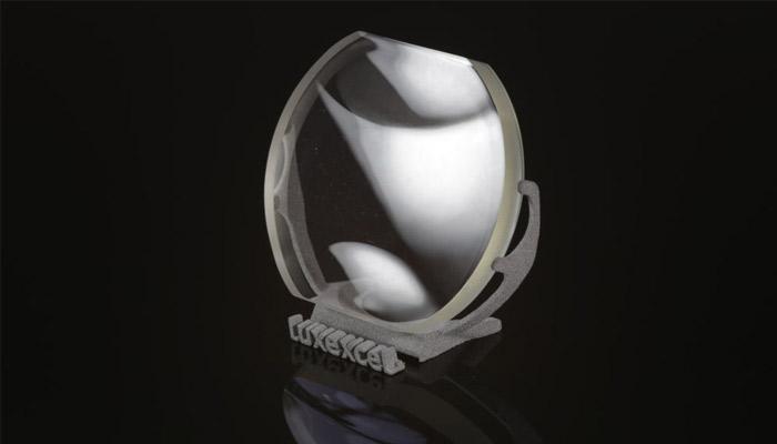 lentilles imprimées en 3D