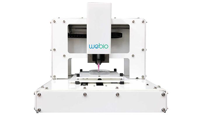 bio-imprimante 3D